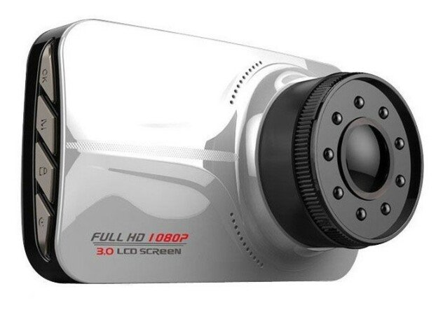 Camera Auto iUni Dash i28 Full Hd, Parking Mode, 170 grade, Senzor G